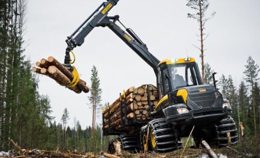 Машинист лесозаготовительной техники – важная профессия