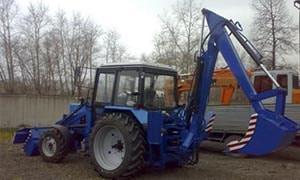 Экскаватор-погрузчик ЭП-2626Е